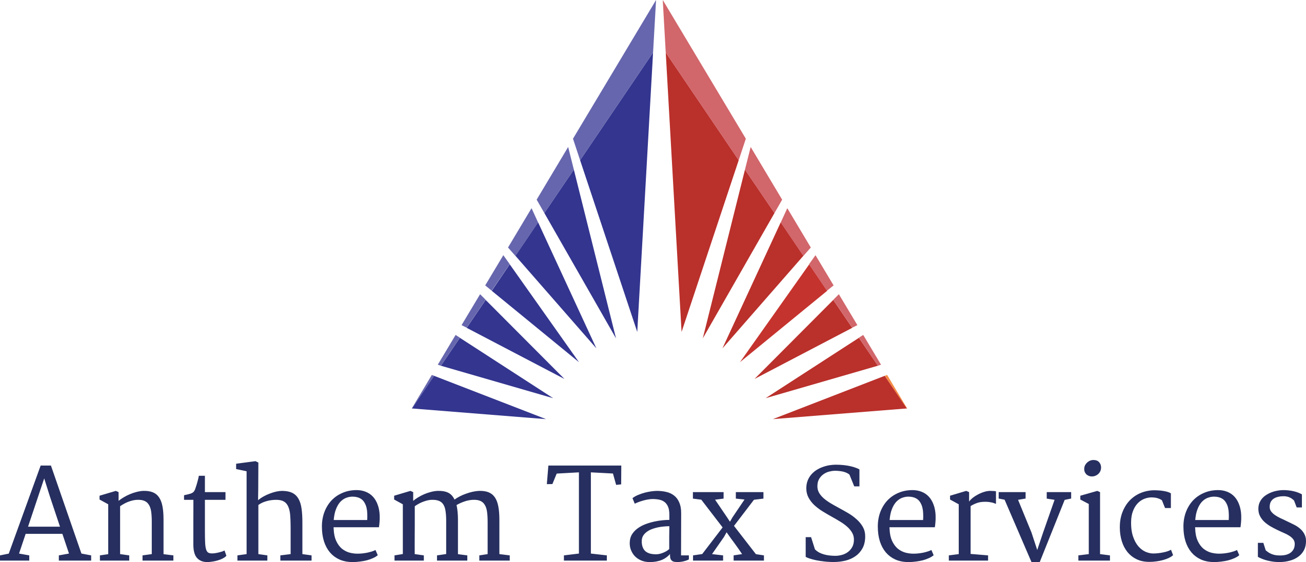 anthem tax services clear background